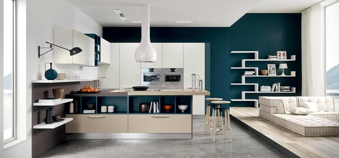 Cementine e cucina moderna pavimento moderno pavimenti in for Cementine e cucina moderna